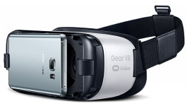 Galaxy VR Headset to be won in the lucky draw at the Alexy Australia stand